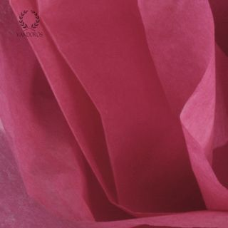 BOYSENBERRY SATIN WRAP TISSUE PAPER 480 SHEETS