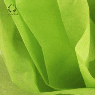 CITRUS GREEN SATIN WRAP TISSUE PAPER 480 SHEETS