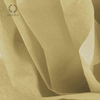 TAN SATIN WRAP TISSUE PAPER 480 SHEETS