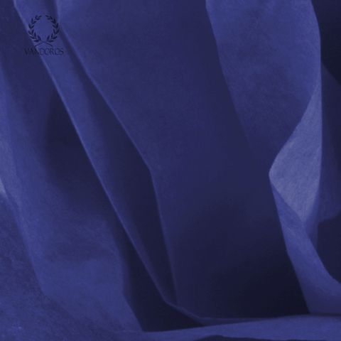 PARADE BLUE SATIN WRAP TISSUE PAPER 480 SHEETS