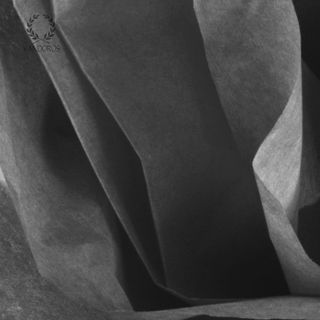 SLATE GREY SATIN WRAP TISSUE PAPER 480 SHEETS