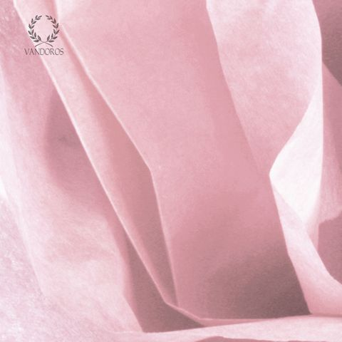 LIGHT PINK SATIN WRAP TISSUE PAPER 480 SHEETS 17gsm