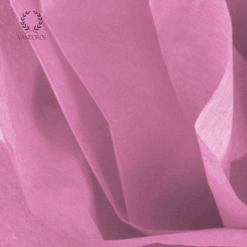 RASPBERRY SATIN WRAP TISSUE PAPER 480 SHEETS