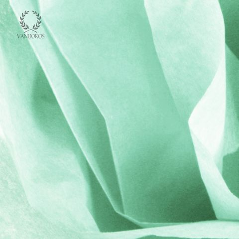 COOL MINT SATIN WRAP TISSUE PAPER 480 SHEETS