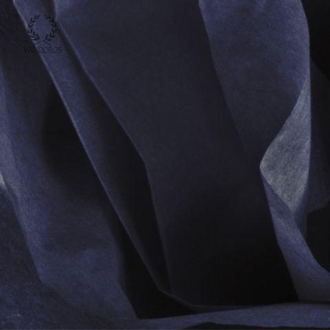 MIDNIGHT BLUE SATIN WRAP TISSUE PAPER 480 SHEETS