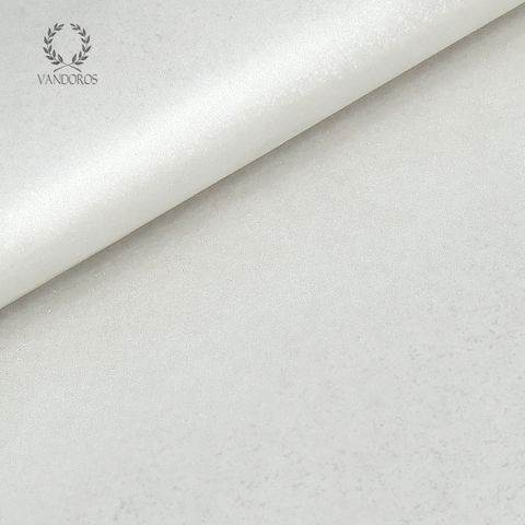 WHITE PEARLESCENCE CRYSTALIZED SATIN WRAP TISSUE PAPER 200 SHEETS