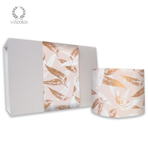 SKINNY WRAP - UNCOATED COOLABAH CHAMPAGNE/COPPER