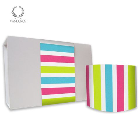 LOLLY UNCOATED SKINNY WRAP BRIGHT 80gsm