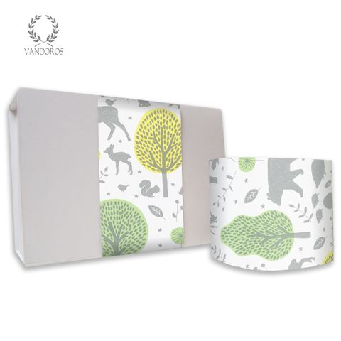 SKINNY WRAP - UNCOATED WILLOW APPLE/LEMON