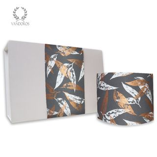 COOLABAH UNCOATED SKINNY WRAP GRAPHITE/COPPER 80gsm 10cmX60M
