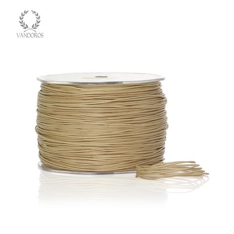 WAXED COTTON STRING NATURAL