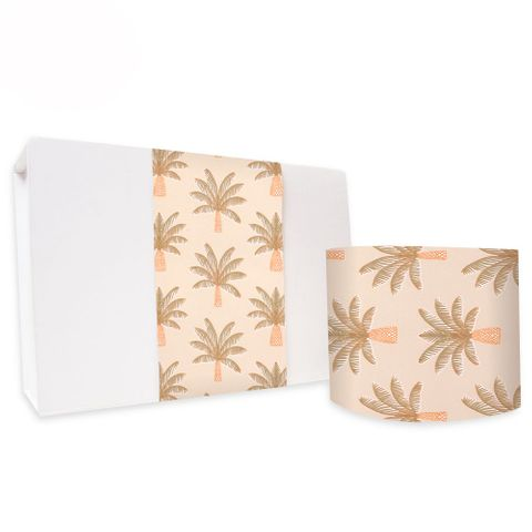 SKINNY WRAP UNCOATED PALM BEACH LATTE 80gsm
