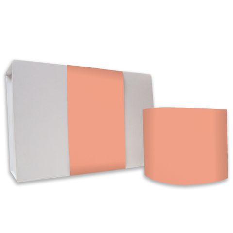 SKINNY WRAP UNCOATED PLAIN CLAY 80gsm
