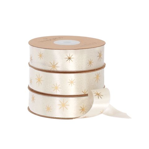 NORTH STAR SATIN PEARL CANDLELIGHT/GOLD