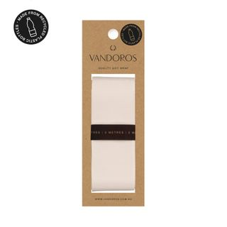 SKEIN - SPGG38IV RECYCLED PET GROSGRAIN SKEIN IVORY 38mmX2M - RRP $4.50