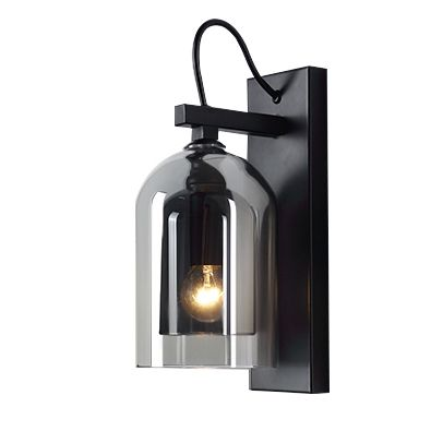 Marco Wall Light - Black