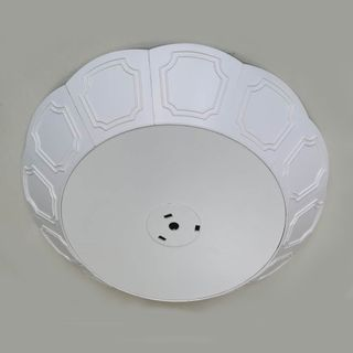 White Cover Plate - Size C (250kg)