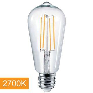 Pear ST64 4w LED Filament - E27 - 2700K