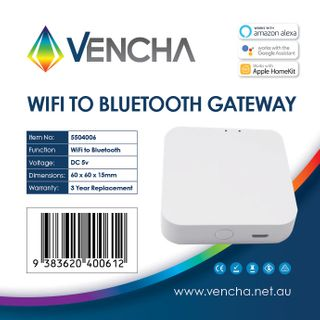 Wifi to Bluetooth Gateway