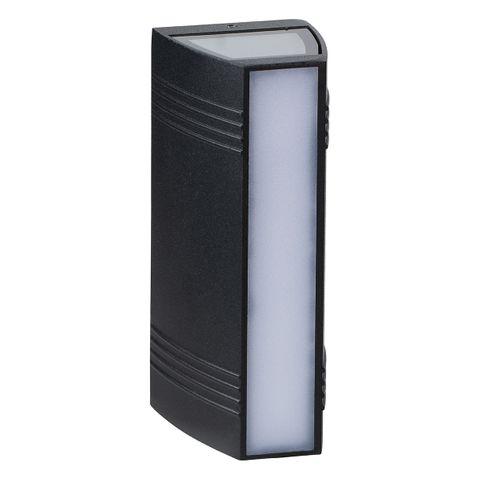 Saber 10w Up/Down Wall Light - BLK-5K