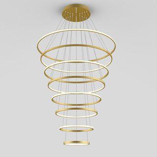 Crown-8 Ring - Gold - 3K