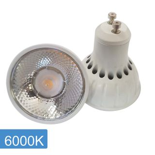 Pluto P10 10w LED Lamp - GU10 - 6000K