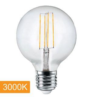 G125 6w LED Filament - E27 -Dim - 2700K