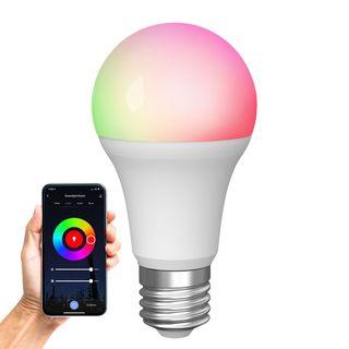 12w A60 Smart RGB LED Lamp - E27