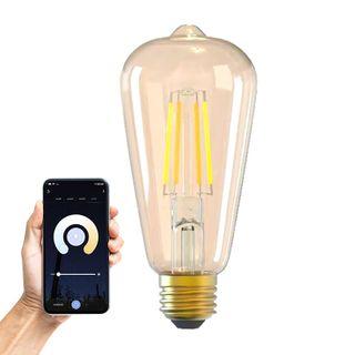 9w Pear ST64 Smart LED Lamp - E27