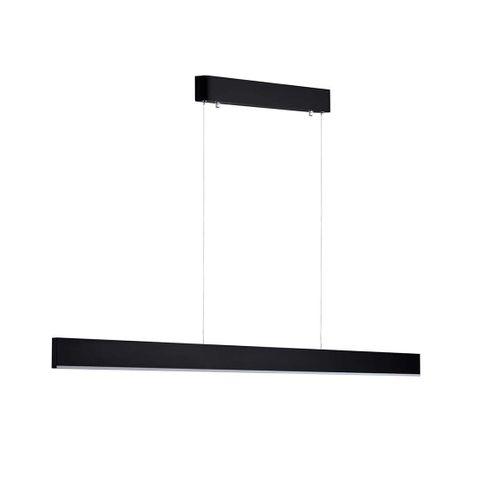 Sword LED Pendant-BLK-1.5m-3K