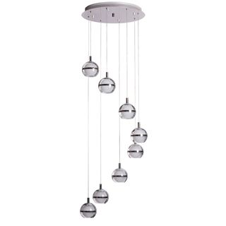 POD LED Pendant Light -8 Light - 5000K