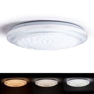 Crystal Tri-Colour 30w LED Oyster