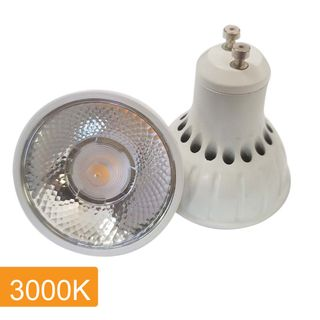Pluto P10 10w LED Lamp - GU10 - 3000K