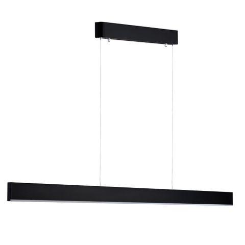 Sword LED Pendant-BLK-2.5m-3K