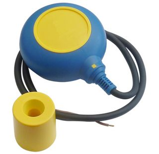 10m Level float Switch Neoprene - Round