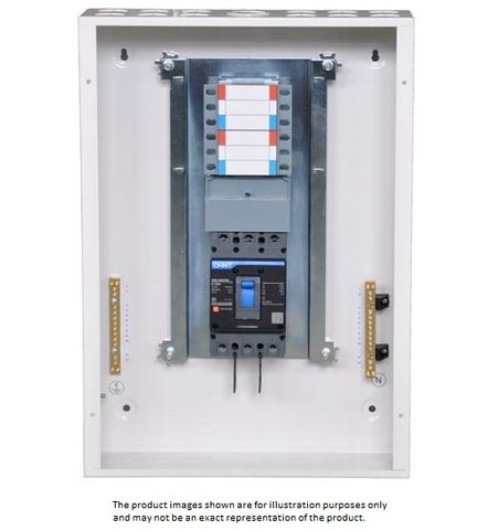 3 PHASE 12 WAY DISTRIBUTION BOARD WITH MAIN SWITCH