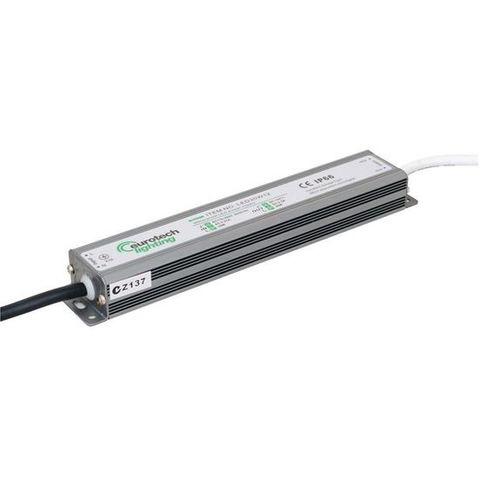 12V DC Constant Voltage LED Driver 0-30WIP66