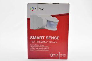 Smart Sensor 180° White motion sensor