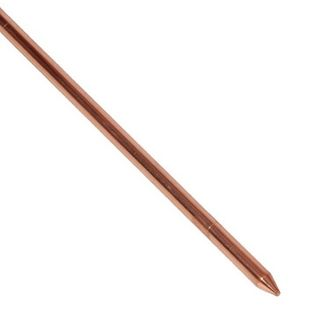 Earth Rod 16mmX2000mm COPPER PLATED250µm