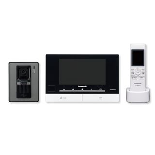 PANASONIC WIRELESS VIDEO INTERCOM SYSTEM