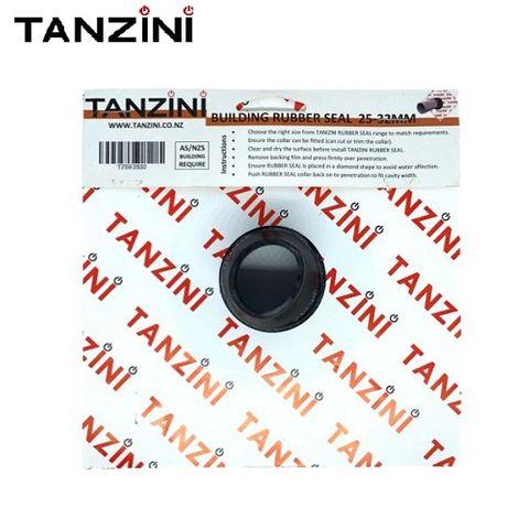TANZINI PENETRATION SEAL RUBBER 25-32MM