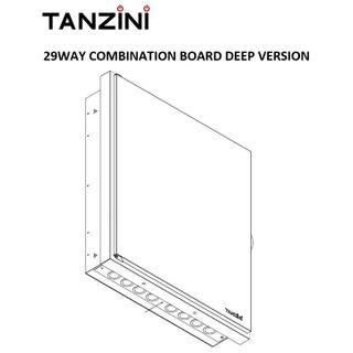 TANZINI COMBINATION METAL BOARD 29WAYDEEP