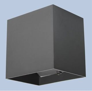 IP54 Aluminium UP/Down Wall Light Black10W