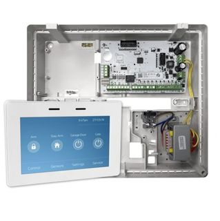 ESL-2 Controller in Plastic Cabinet with5'' Touch Keypad