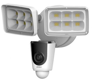IMOU 1080P H.265 Outdoor Security Camerawith LED Spot