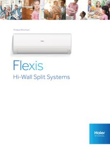 HAIER FLEXIS 3.4kW Cooling, 3.8kW Heating