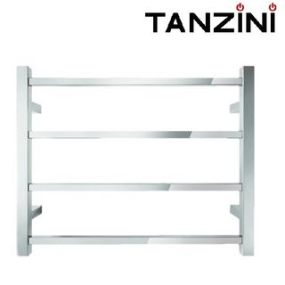 Square Towel Rail 4-Bar 500x620 Multi Connect