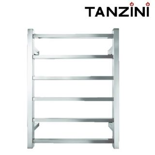 Square Towel Rail 6-Bar 800X600 Multi Connect