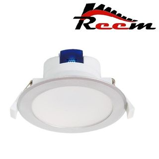 K-series 12W 90CUT LED D/L 6000K SILVERDimmable