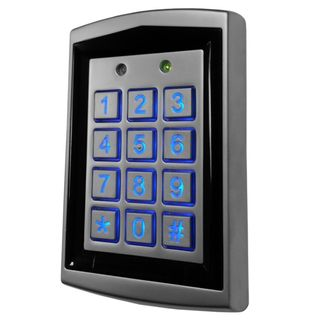 12-24V AC/DC Stand Alone Access Keypad with Prox